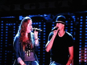 Kid Rock and Shannon Curfman by Baja Rock Pat