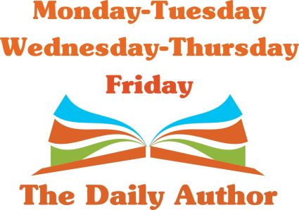 The Daily Author Logo